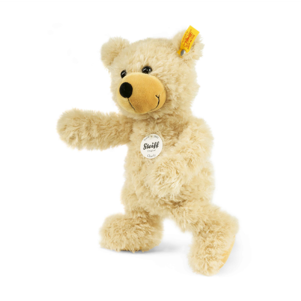 Charly teddy bear, beige plush, 30cm. Steiff  012808